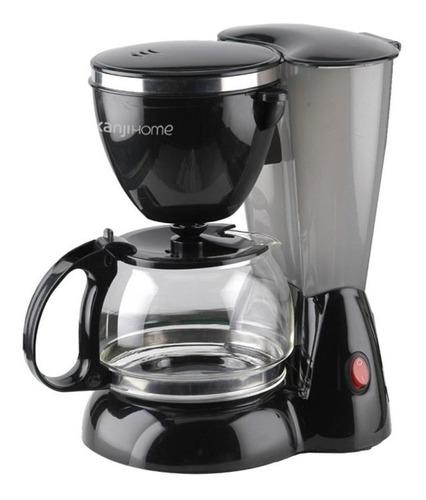 Cafetera Kanji KJH-CMF0800S03 negra