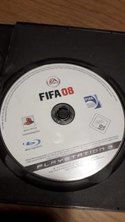 Fifa 08 Físico Original Ps3