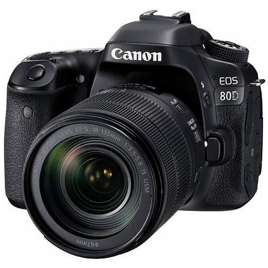 Câmera Digital Canon Rebel Eos-80d 24.2mp