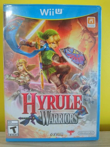 Hyrule Warriors - Nintendo Wii U - Lacrado!