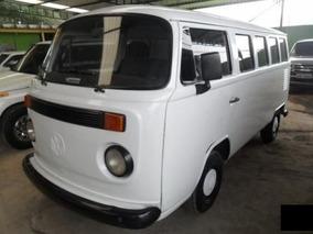 Volkswagen Kombi 1.6 Std Carro 1988 Branco Gasolina