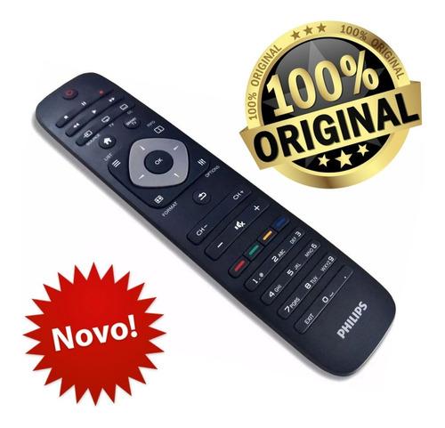 Imagem 1 de 7 de Controle Remoto Tv Philips Smart Todos Modelos Original Novo