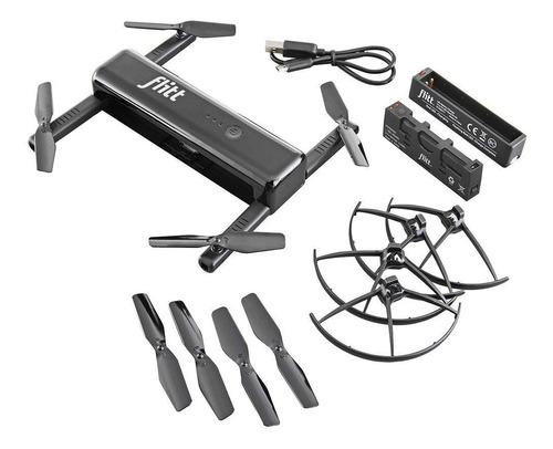 Drone Selfie Flitt Con Sensor De Posicionamiento.