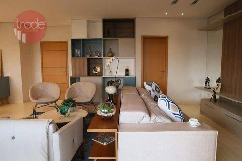 Imagem 1 de 30 de Apartamento À Venda, 172 M² Por R$ 930.000,00 - Nova Aliança - Ribeirão Preto/sp - Ap6740