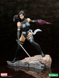 Kotobukiya Marvel Comics X-force Psylocke Fine Art - Asgard