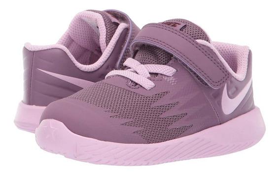 Zapatillas Nike Star Runner (tdv) Niñas Running 907256-500