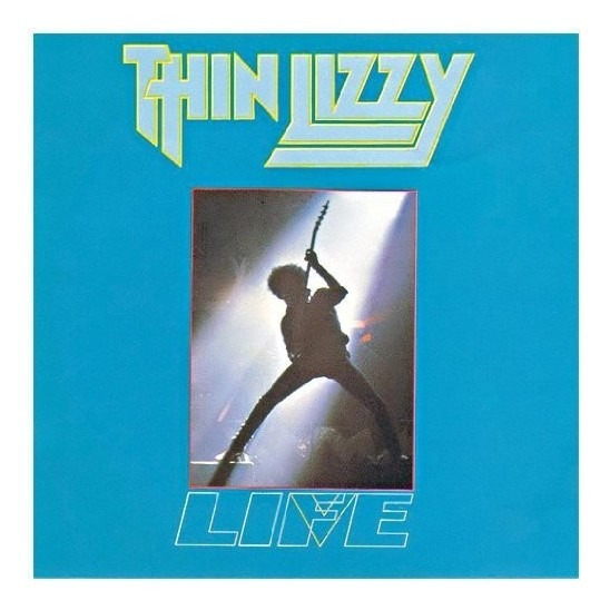 Thin Lizzy Life - Live Cd Uk Import