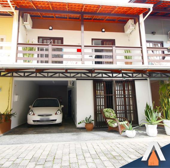 Acrc Imóveis - Casa Para Locação Com 03 Dormitórios No Bairro Velha Central Em Blumenau - Ca01116 - 34315454