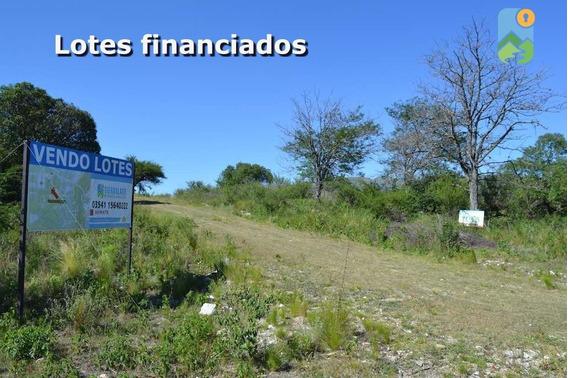 Financiados - Villa Los Angeles En 60 Cuotas. Valle Hermoso, Córdoba.