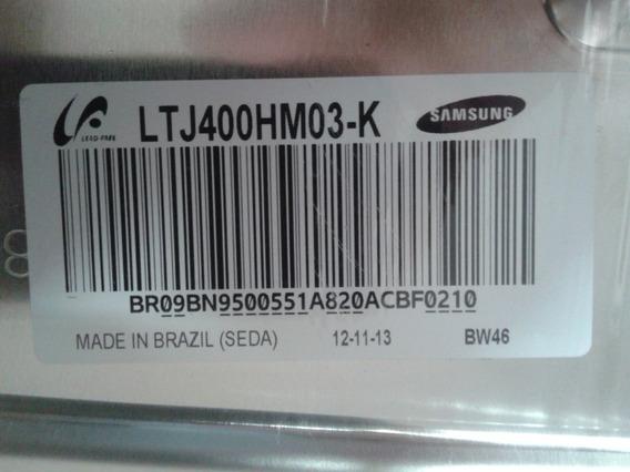 Display Lcd 40 Samsung Ltj400hm03-k Leia A Descrição