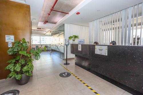 Oficina Amoblada En Rosario Norte (nueva Las Condes)
