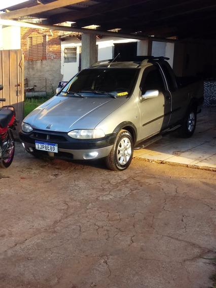 Fiat Strada 1.6 16v Adventure