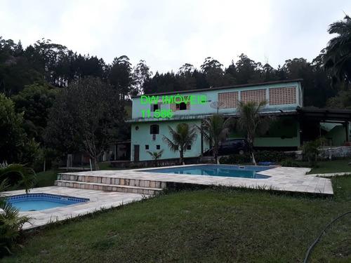 Juquitiba/lazer/morar/sede/piscinas/lago - 05015 - 68145714