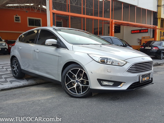 Ford Focus Hatch Titanium Plus 2.0 Powershift 2016