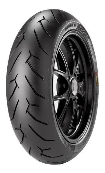 Pneu Pirelli Diablo Rosso 2 140/70-17 Cb 300 / Fazer