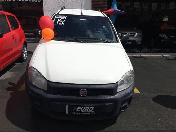 Fiat Strada 1.4 Mpi Working Cs 8v Flex 2p Manual 2014/2015
