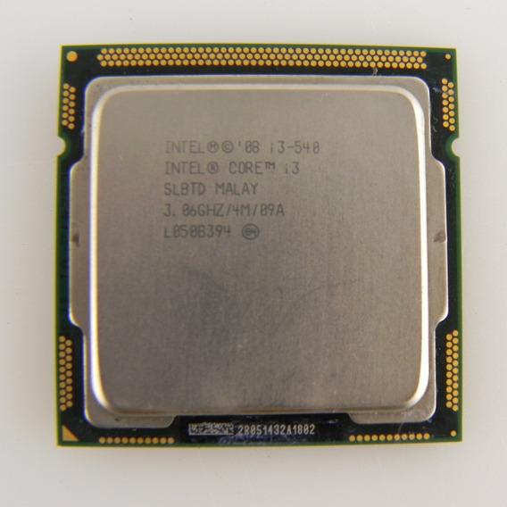Processador I3-540 3.06ghz Socket 1156 Desktop Gamer