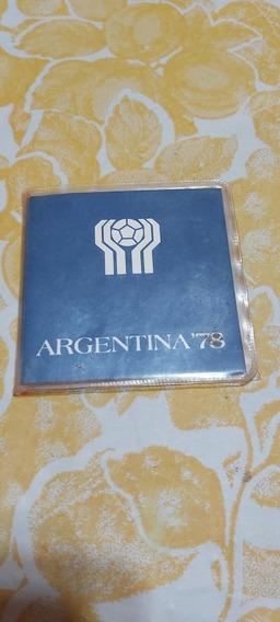 Blíster Monedas Argentina Mundial