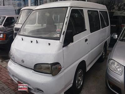 Hyundai H100 Gl 12 Lugares 8v 3p - Aceito Troca 2001