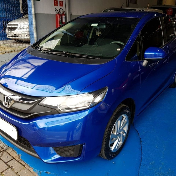 Honda New Fit Lx 1.5 Flexone 2017 Baixo Km, Único Dono