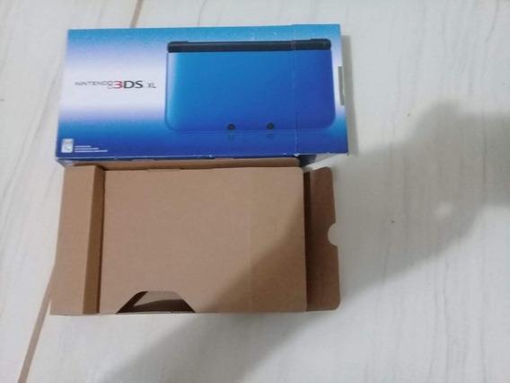Caixa Do Nintendo 3ds Xl.