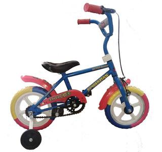Bicicleta Rodado 12 Spiderman Bluebird Varón - Rosario