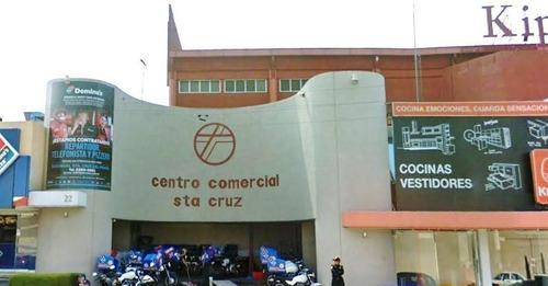 Renta Excelentes Locales En Centro Comercial Santa Cruz A Unos Pasos De Zona Azul De Satélite