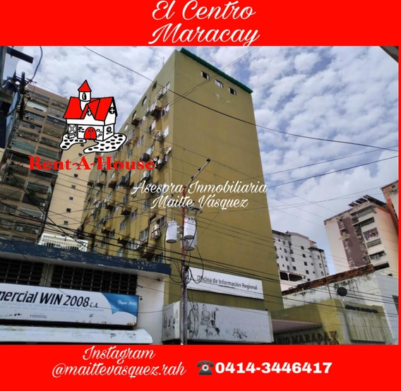 Oficina Y Galpon En Venta Maracay Codigo 21-13354 Mvs