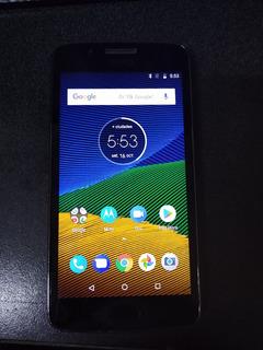 Smartphone Moto G5 Dual Sim Usado + Microsd 16gb