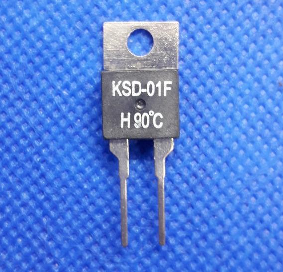 J0947 . Ei . Ksd-01f H090c To-220 Termostato Original