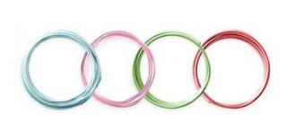We R - Fio Colorido Para Big Happy Jig - Multi Color (4 Peça