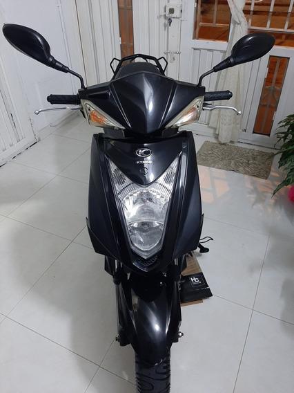 Moto Agility 125 - Motos Kymco | TuCarro