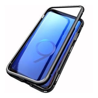 Capa Capinha Magnetica Para O Galaxy J4 Plus + Pelicula 5d
