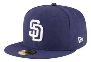 Gorra New Era Mlb 59fifty San Diego Padres Fitted