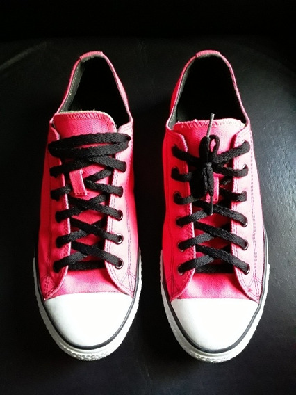 Zapatillas Converse Color Fucsia Talla Us 6