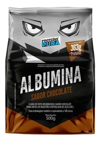 Albumina ( Clara De Ovos Desidratada ) 500g - Preoteína Pura