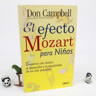 El Efecto Mozart Para Niños Don Campbell H6s