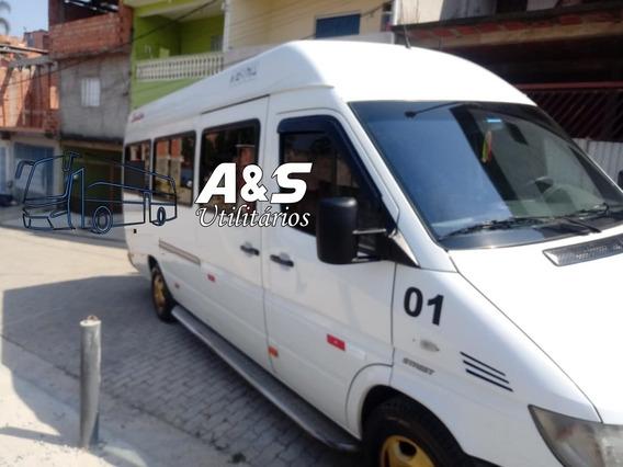 Sprinter 313 2011 C/18 Lug. Super Oferta Confira!! Ref.485