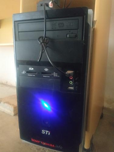 Computador I3 3240 3.4ghz  6gb Ram 160 Hd