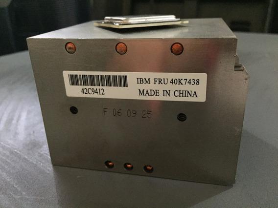 Dissipador Servidor Ibm X3650 + Processador Intel Xeon X5460