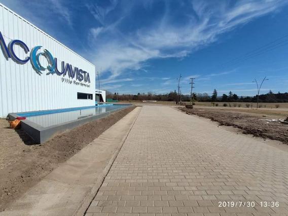 Vendo Terreno Apto Duplex Aquavista