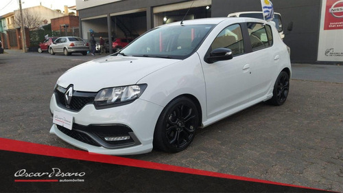 Renault Sandero Rs 2.0 2018 Impecable!