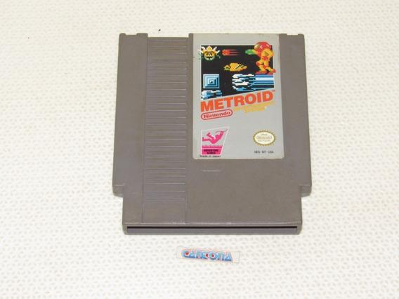 Metroid Original Nes 8 Bits Compativeis Turbo Game Phantom