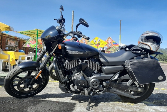 Harley Davidson Street 750 2018 Nacional Abs Y Alarma