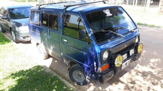 Mitsubishi L100 Van Minivan