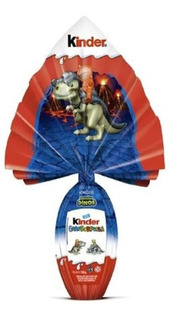 Kinder Gran Sorpr Pascua Dino X150g 2020 Go Market Mayorista