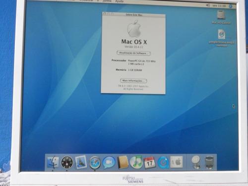 Power Mac G4 De 733 Mhz