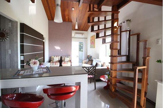 Cobertura Em Perequê, Porto Belo/sc De 110m² 3 Quartos À Venda Por R$ 479.000,00 - Co260144