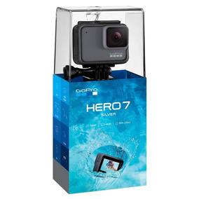Câmera Gopro Hero7 Silver Chdhc-601 4k 2