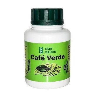 Café Verde (120 Potes) Metabolismo Saciante Imunológico Peso